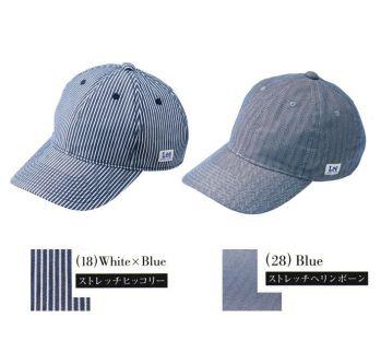 Lee・カジュアル・LCA99004-A・ベースボールキャップ