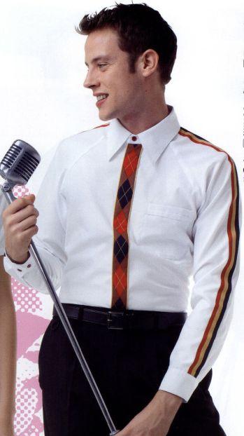 ユニフォーム1 カーシー アムスネット の長袖シャツ awy 089