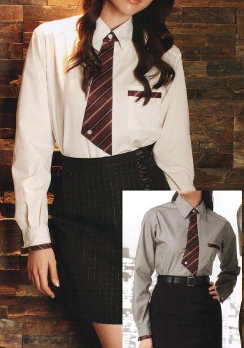 ユニフォーム1 カーシー アムスネット の長袖シャツ awy 219