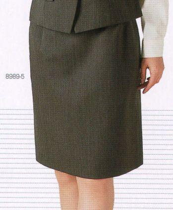 持田・オフィスウェア・8989-5・スカート