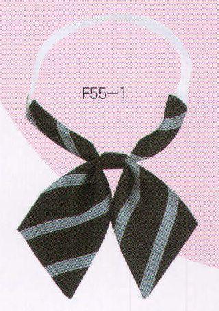 持田・オフィスウェア・F55-1・女子アスコットタイ